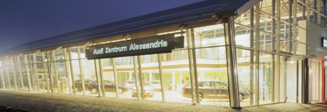 Nuove sedi Audi Zentrum e Volkaswagen